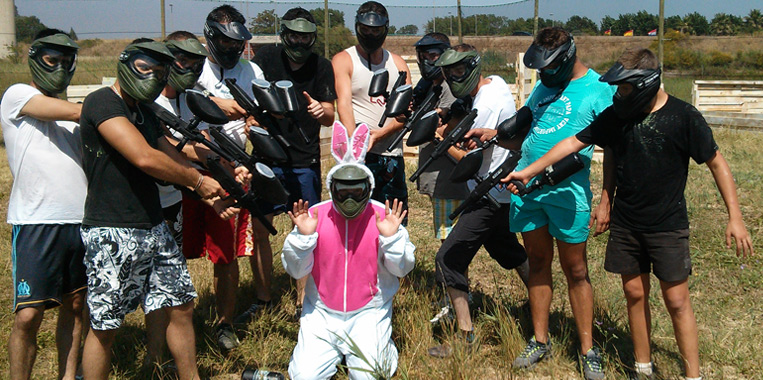 Paintball montpellier